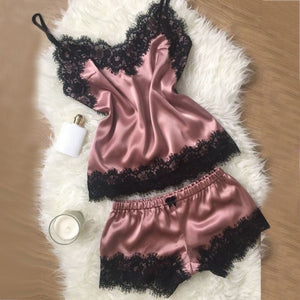 Seductive Sleepwear Set