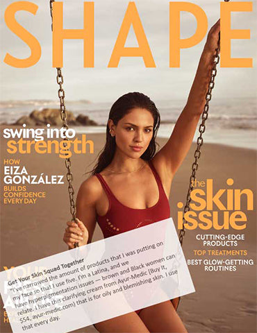 TSHAPE magazine cover