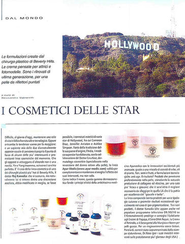 Dal Mondo article
