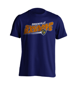 Swamp Rabbits Slash T-Shirt Adult