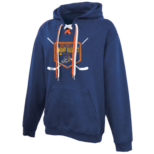 19-20 Shield Lace Up Hoodie