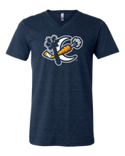 Load image into Gallery viewer, Swamp Rabbits V-Neck Design