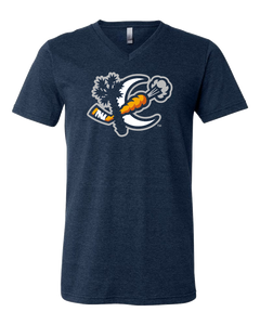 Swamp Rabbits V-Neck Design