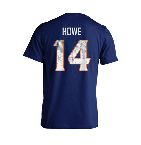 Swamp Rabbit Jersey T-Shirt- Travis Howe