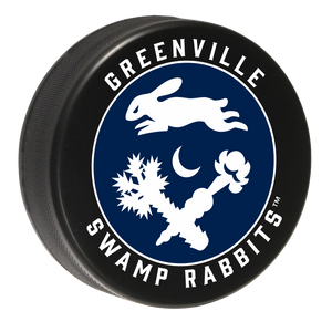 Swamp Rabbits Retro Foam Puck