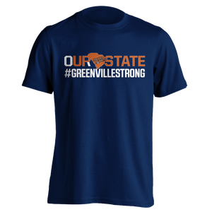 Our State Shirt - #Greenvillestrong