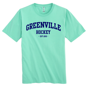 GSR- Greenville Hockey Design
