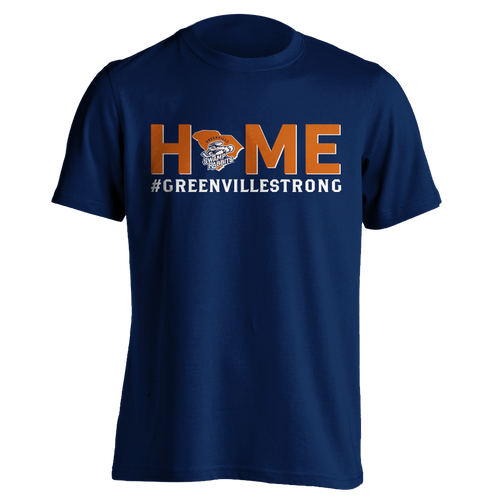 Home Shirt - #GREENVILLESTRONG