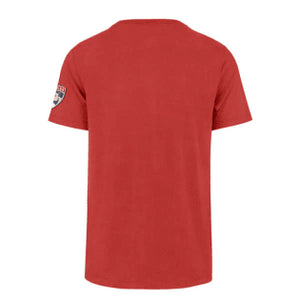 Florida Panthers Racer Red Franklin Fieldhouse Tee