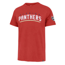 Load image into Gallery viewer, Florida Panthers Racer Red Franklin Fieldhouse Tee