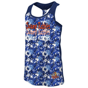 Swamp Rabbits Girls Fireworks Tank