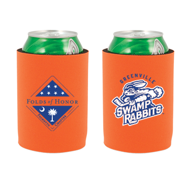 GSR- FOLDS OF HONOR KOOZIE