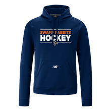 Load image into Gallery viewer, GSR- New Balance Youth Fleece Hoodie- Navy