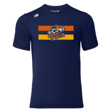Load image into Gallery viewer, GSR- New Balance SS Tech Tee- Navy