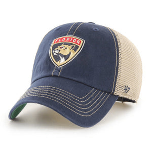 Florida Panthers Navy Trawler '47 Brand Clean Up Hat