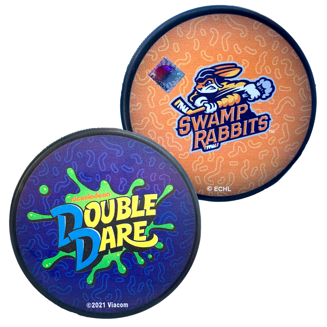 GSR- Nickelodeon Double Dare Puck