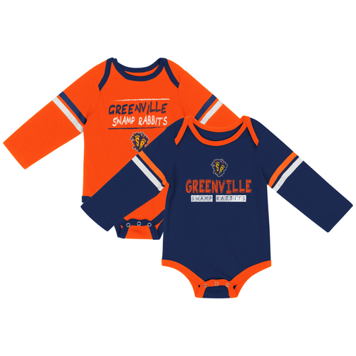 Swamp Rabbit Infant Onesie