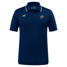 Load image into Gallery viewer, GSR- New Balance Rally Polo- Navy