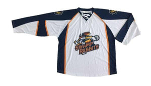 Swamp Rabbits Adult Sublimated Jersey