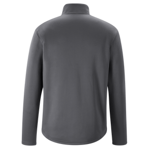 GSR- New Balance Thermal Half Zip- Gun Metal