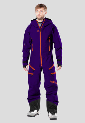 Backcountry Hardshell Suit Orca