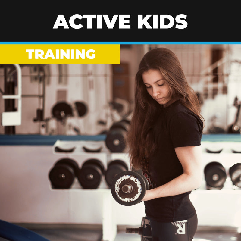 Active Kids: Training the child, teen and Family Fitness