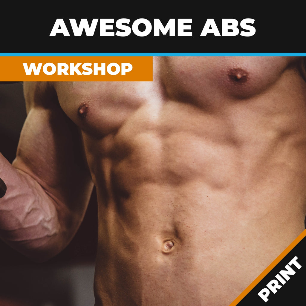 Awesome Abs Workshop PRINT