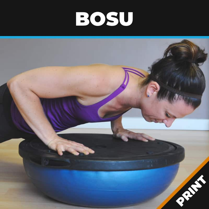 BOSU: Both Sides Up PRINT