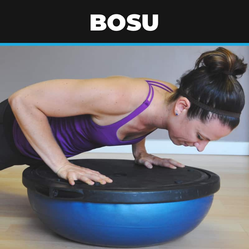 BOSU: Both Sides Up
