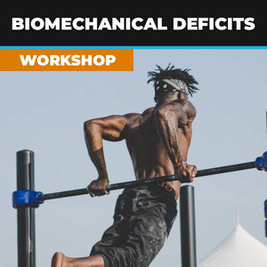 Bio-mechanical Deficits and Corrective Exercises Workshop