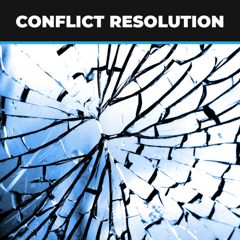 Conflict Resolution and Dealing with Difficult Behaviours