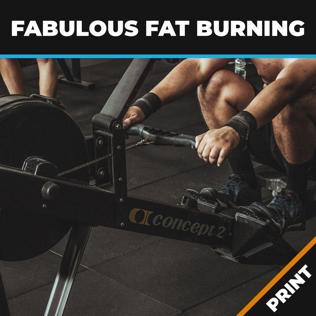 Fabulous Fat Burning PRINT