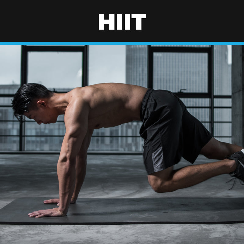HIIT: High Intensity Interval Training