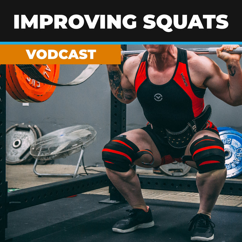 Improving Squat Technique Vodcast