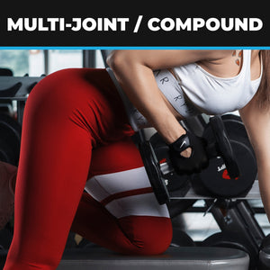 Multi-Joint/Compound Exercises for Functional Movement