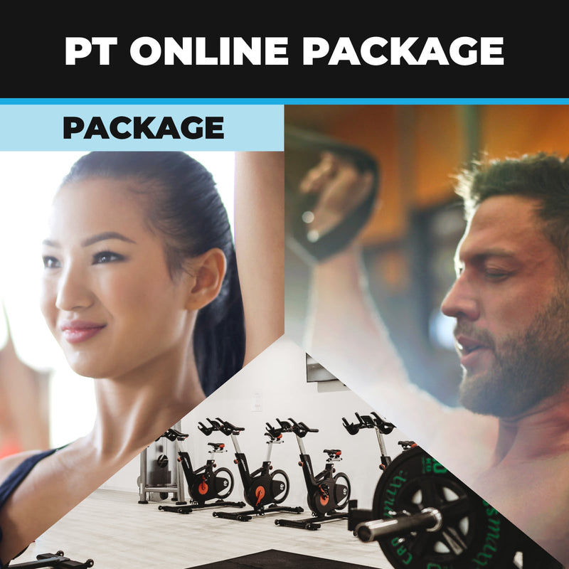 PT Online Package – Fitness Theory / Weight / PT courses