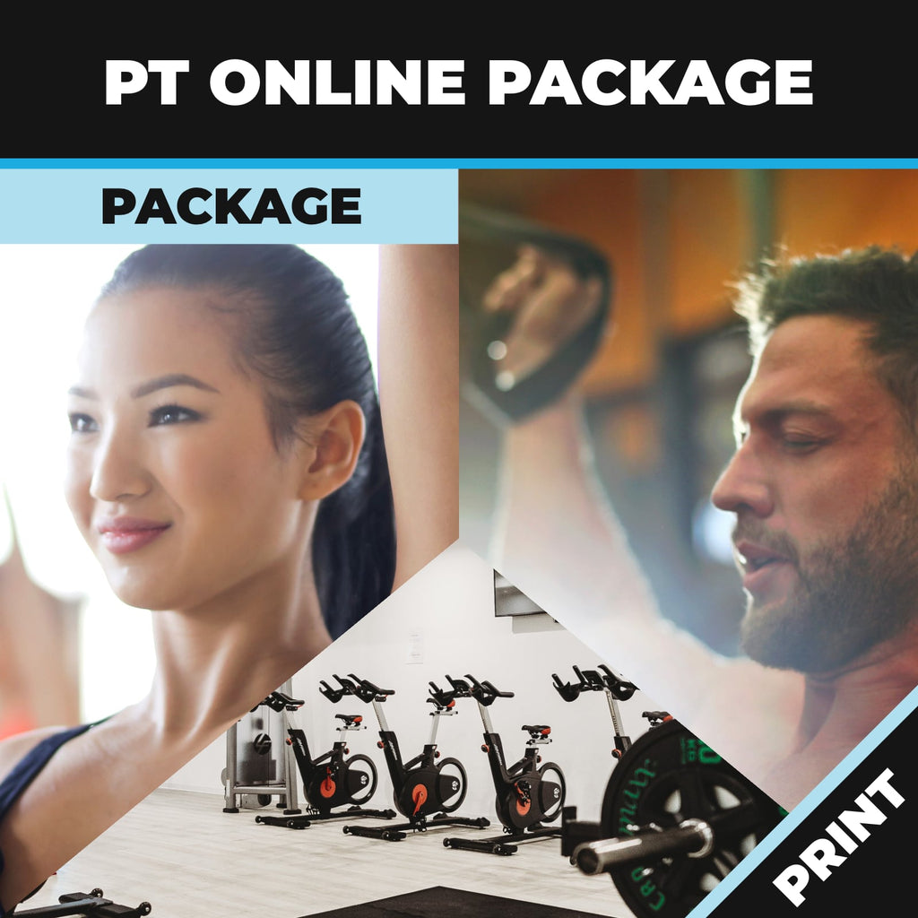 PT Online Package – Fitness Theory / Weight / PT courses Print