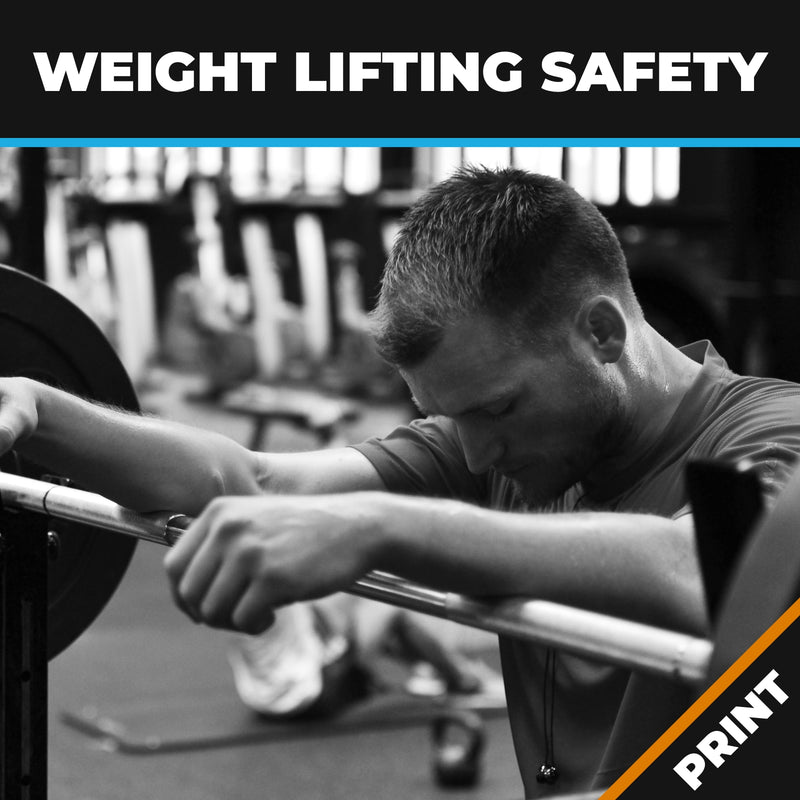 Safety in the Weight Room PRINT