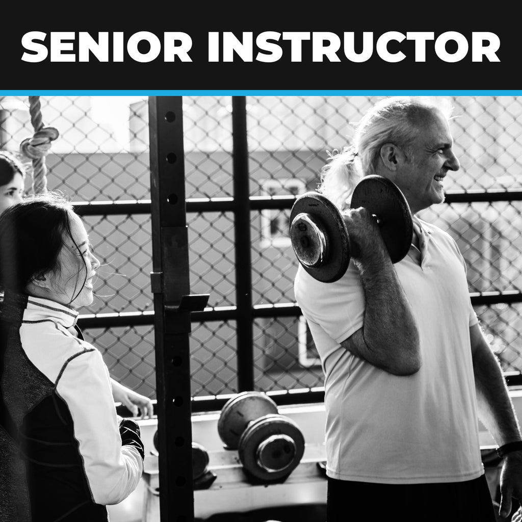 Third Age (Seniors) Instructor