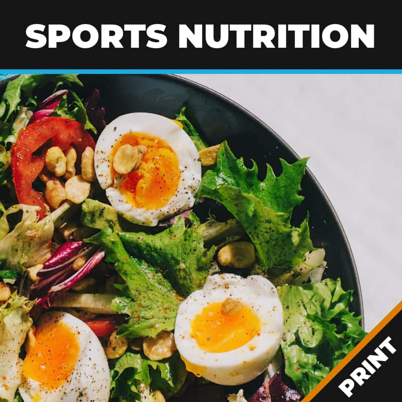 Sports Nutrition & Super Foods