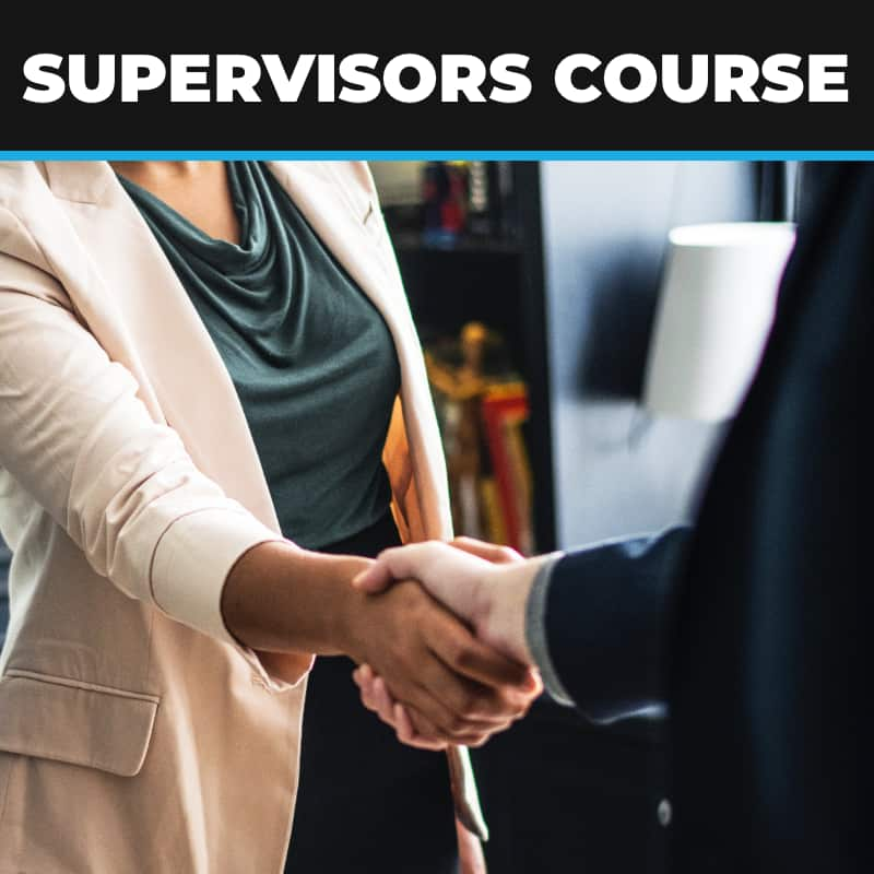 Supervisors Course