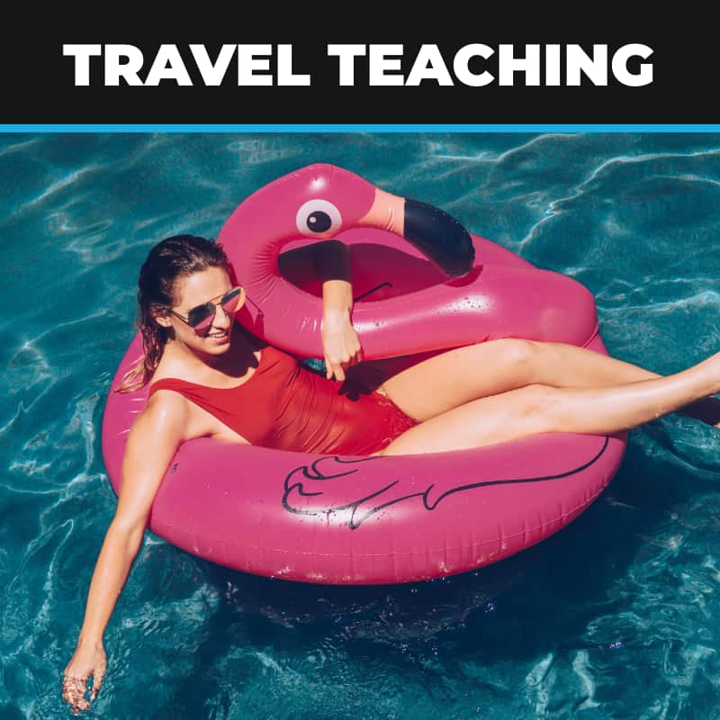 Travel Teaching