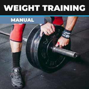 Weight Course Manual