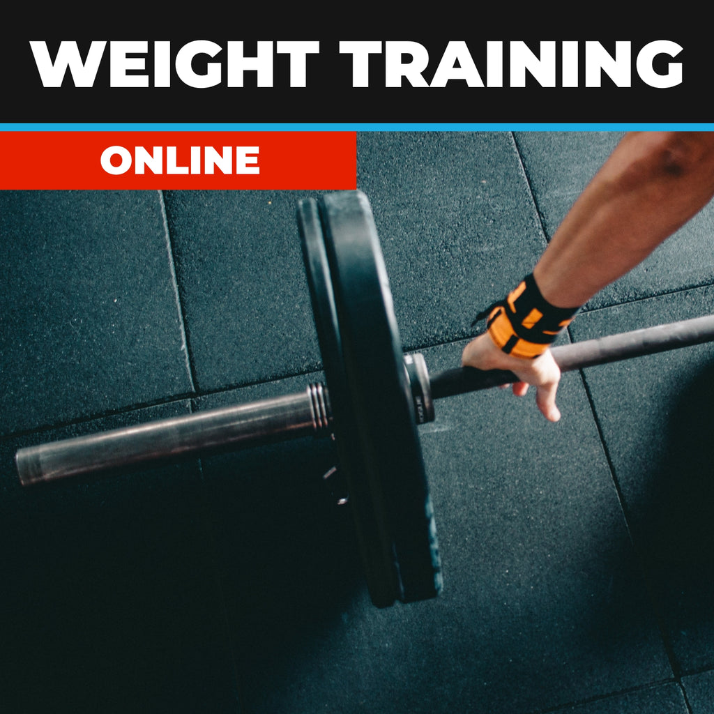 Weight Training Online Course