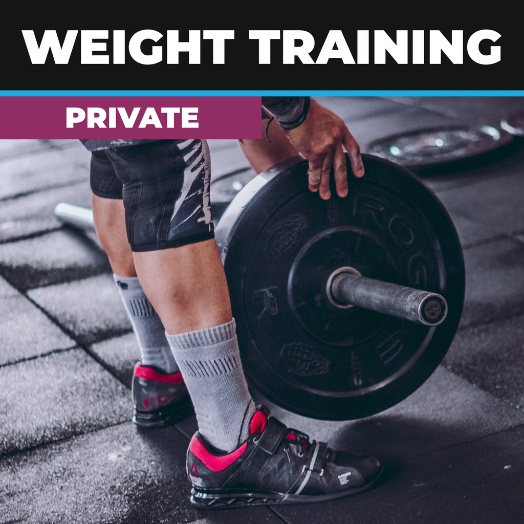 Private Weight Training Course