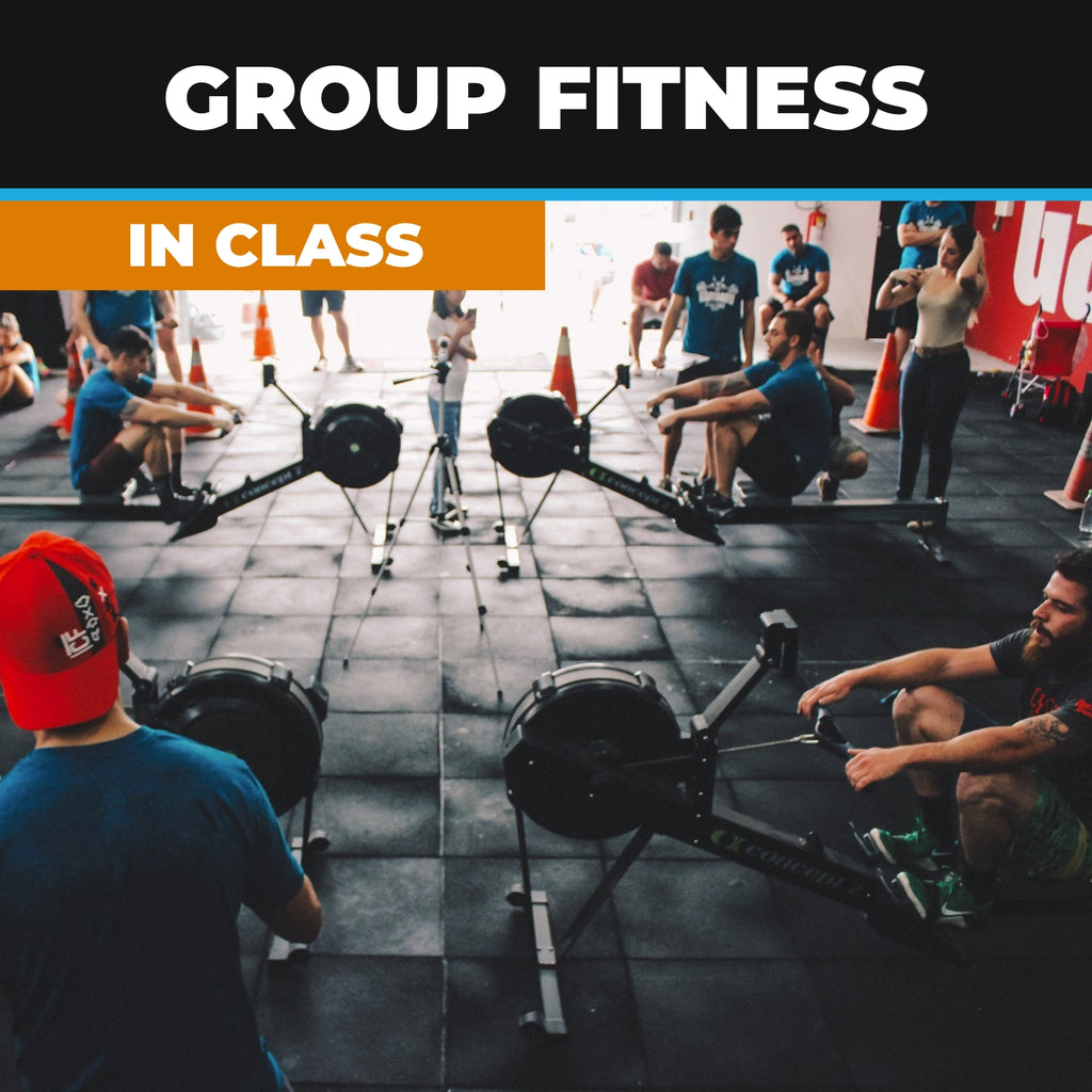 Group Fitness Course In Class Victoria