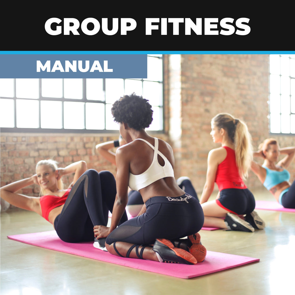 Group Fitness Manual
