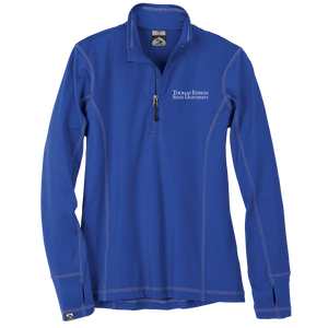 WOMEN'S STORM CREEK BAMBOO PULLOVER- Academic