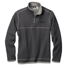 Load image into Gallery viewer, MEN'S STORM CREEK WAFFLE KNIT PULLOVER- TESU Serif