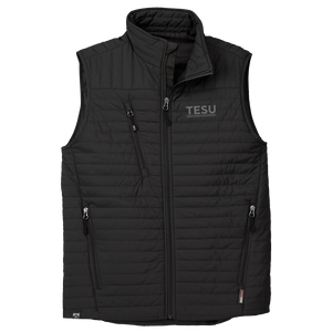 MEN'S STORM CREEK ECO-INSULATED QUILTED VEST- Sans Serif